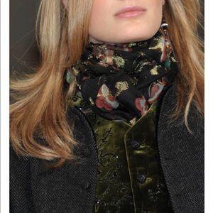 Ralph Lauren collection scarf. NWOT